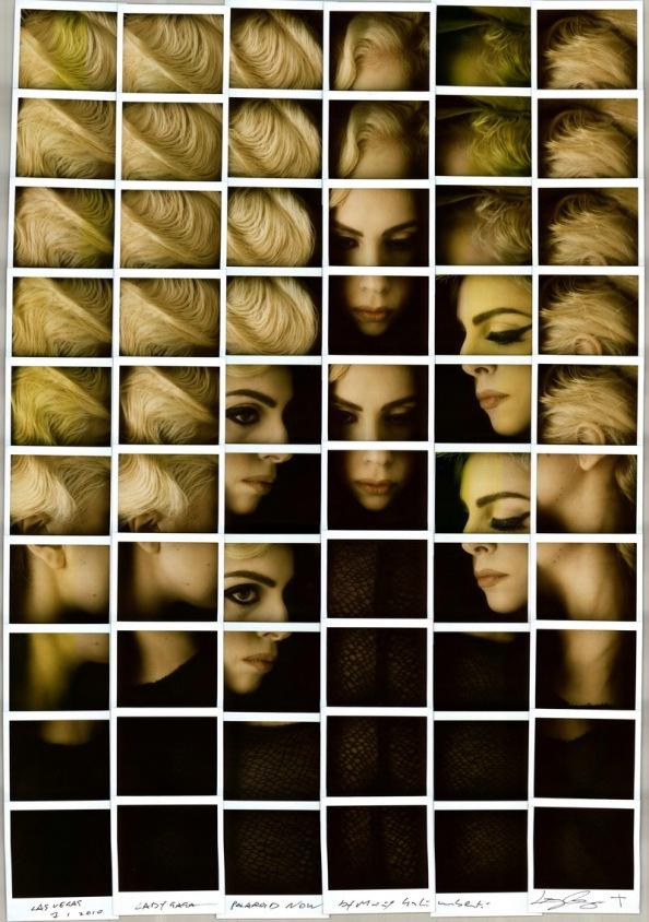 Ritratto di Lady GaGa